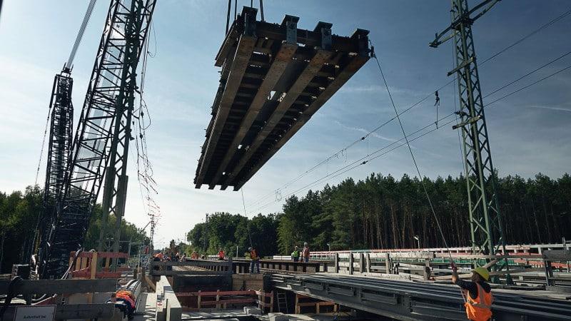 Havellandautobahn (A10/A24) © AlbrechtsBesteBilder