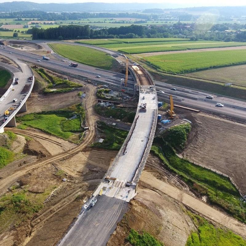 Autobahnkreuz S7