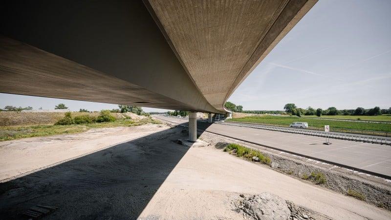 Havellandautobahn (A10/A24) © Joel Kernasenko