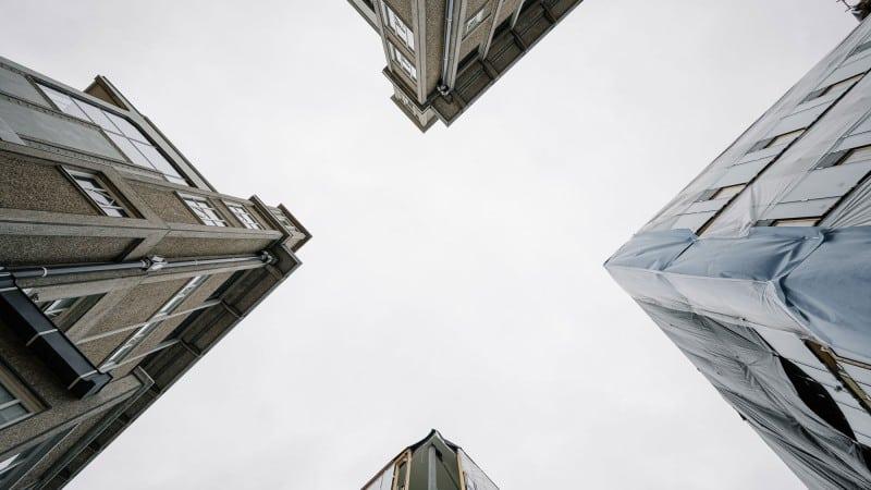 Viertel Zwei Tribünen © Joel Kernasenko