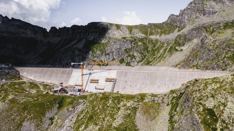Sanierung Mühldorfer Stausee
