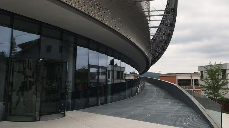 KTM-Museum Mattighofen © HABAU