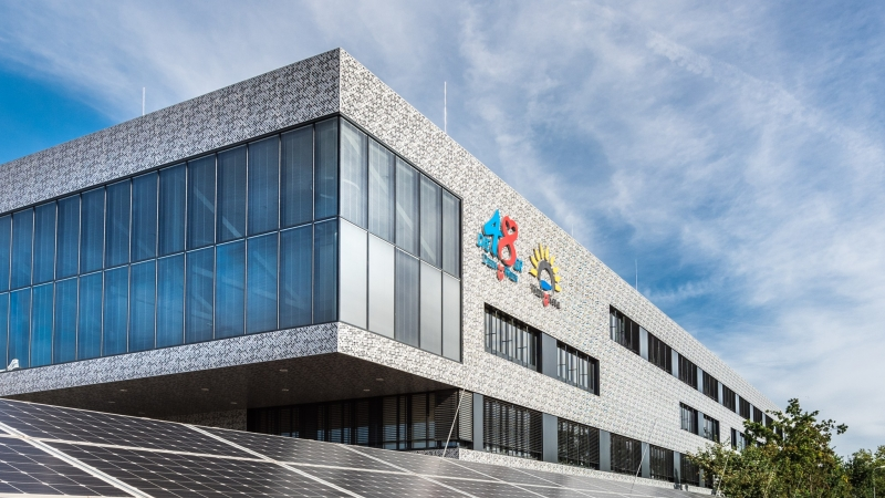 RinterNEU - Bürogebäude MA48 © Robert Oberbichler
