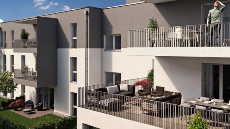 9 Eigentumswohnungen in Hörsching © MeinHaus-Immo.at