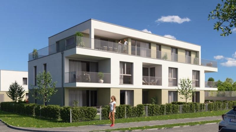 6 Eigentumswohnungen in Traun - Moospoint © MeinHaus-Immo.at