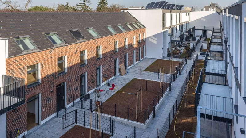 Wohnhausanlage Leo19 © IMMODIENST Projekt Epsilon GmbH